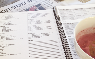 HOW I CREATED MY MOST DIALED DAILY ROUTINE